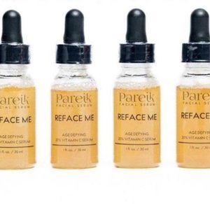 Pareik reface me vitamin C face serum